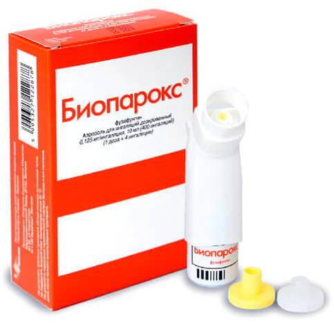 bioparox hipertónia esetén
